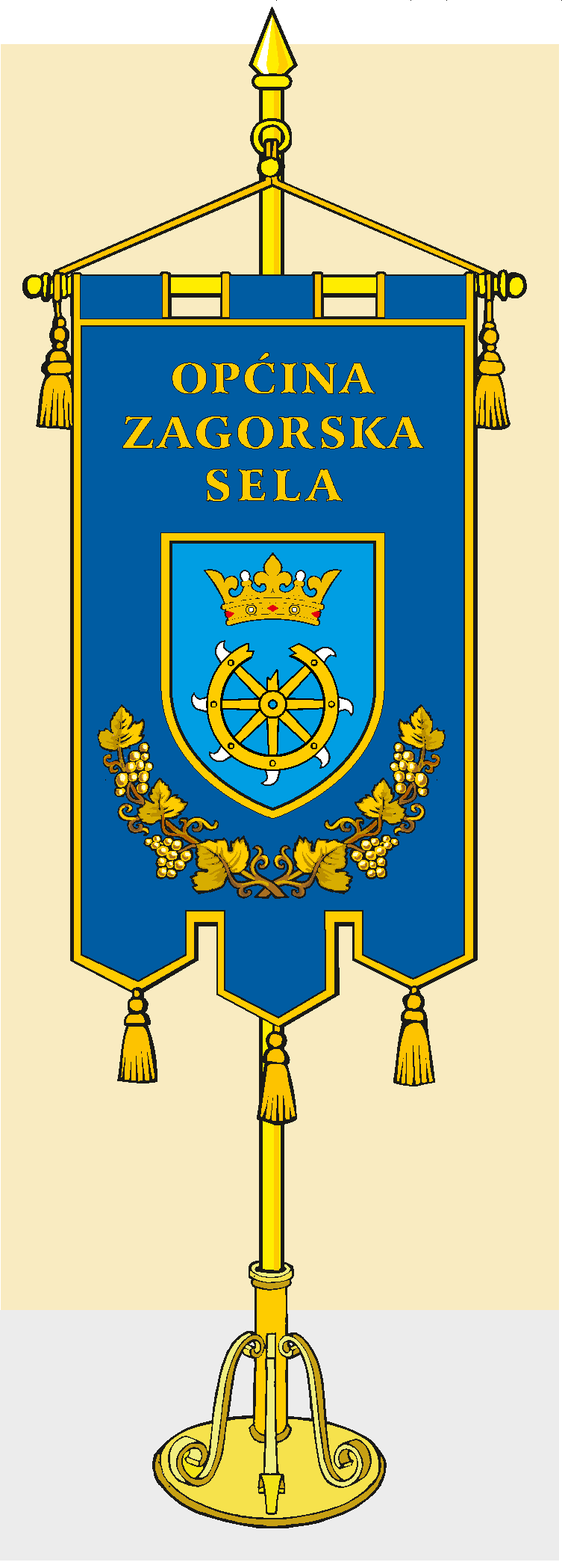 zastava-stalak